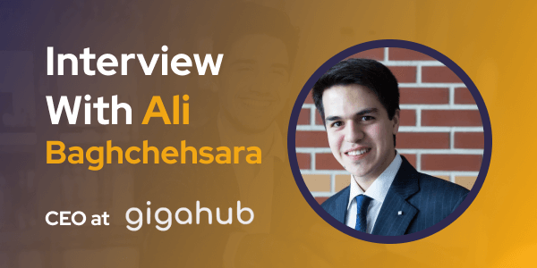 CXBuzz Interview with Ali Baghchehsara CEO at Gigahub