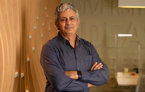 Accenture Israel's Country Managing Director, Shimon Elkabetz