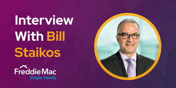 CXBuzz Interview with Bill Staikos Head of Customer Experience At Freddie Mac