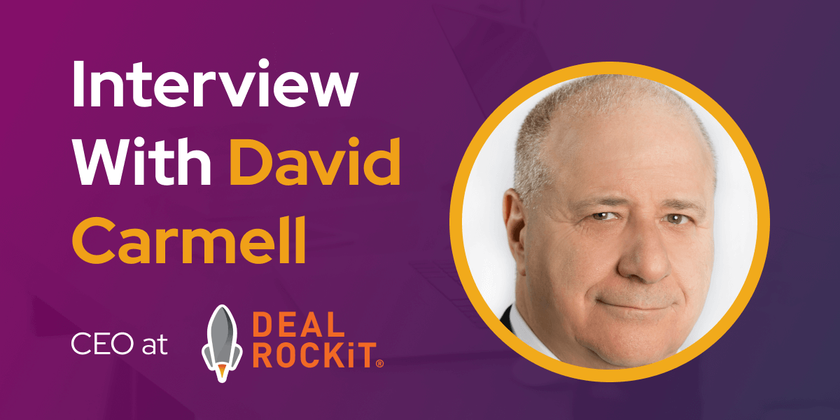 CXBuzz Interview With David Carmell CEO and Founder of DealRockit