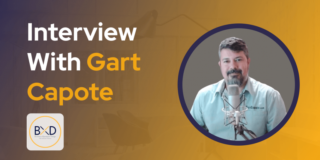 CXBuzz Interview With Gart Capote Process Management & Customer Experience Author