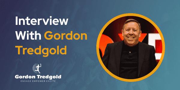 CXBuzz interview with Gordon Tredgold