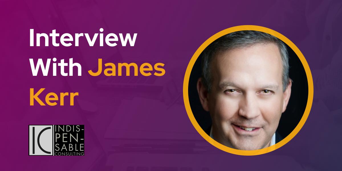 CXBuzz Interview With James Kerr