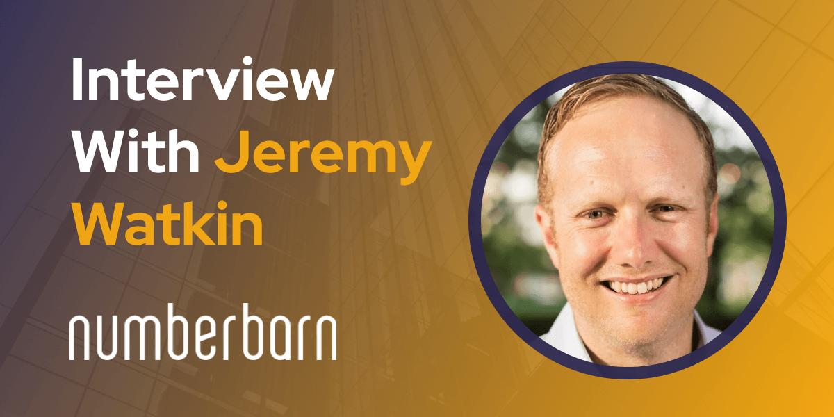 CXBuzz Interview With Jeremy Watkin Director of CX at NumberBarn