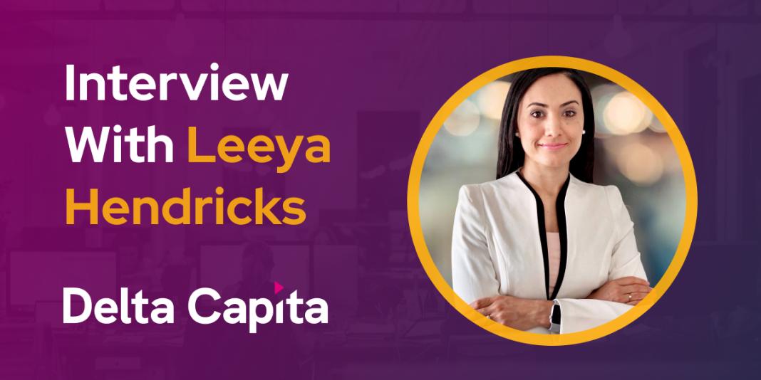 CXBuzz Interview with Leeya Hendricks CMO at Delta Capita