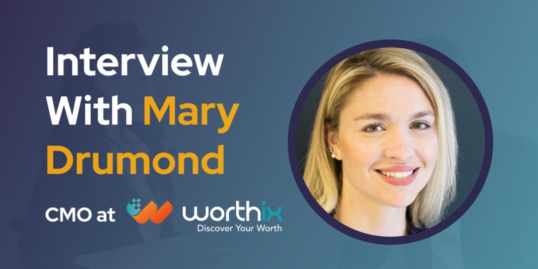 CXBuzz Interview with Mary Drumond CMO at Worthix