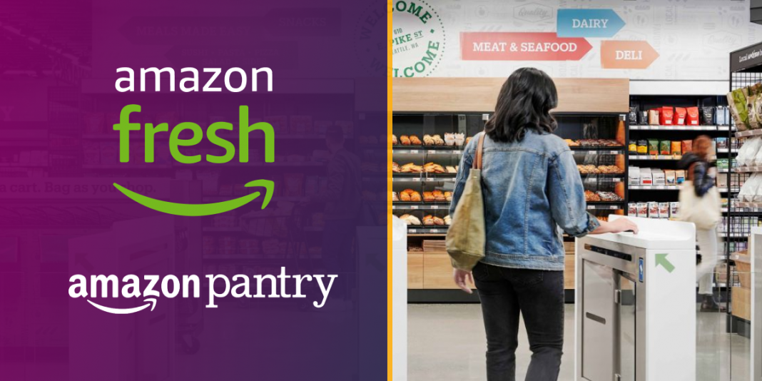Amazon India Simplifies Customer Experience: Merges Pantry with Fresh