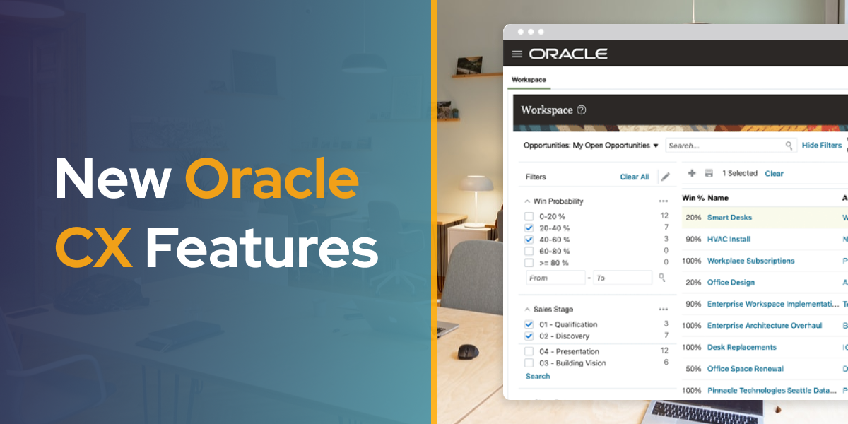 Oracle adds New Features to its Oracle Advertising and Customer Experience (CX)