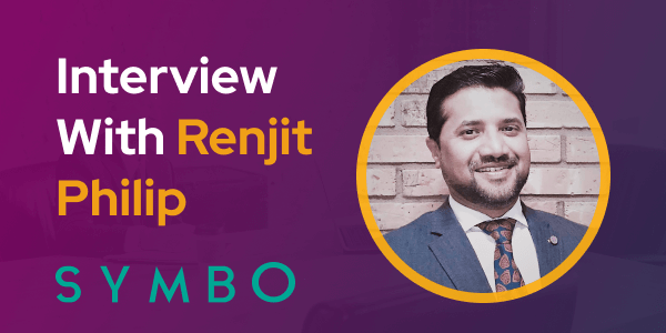 CXBuzz Interview with Renjit Philip Head Of Business Development at Symbo