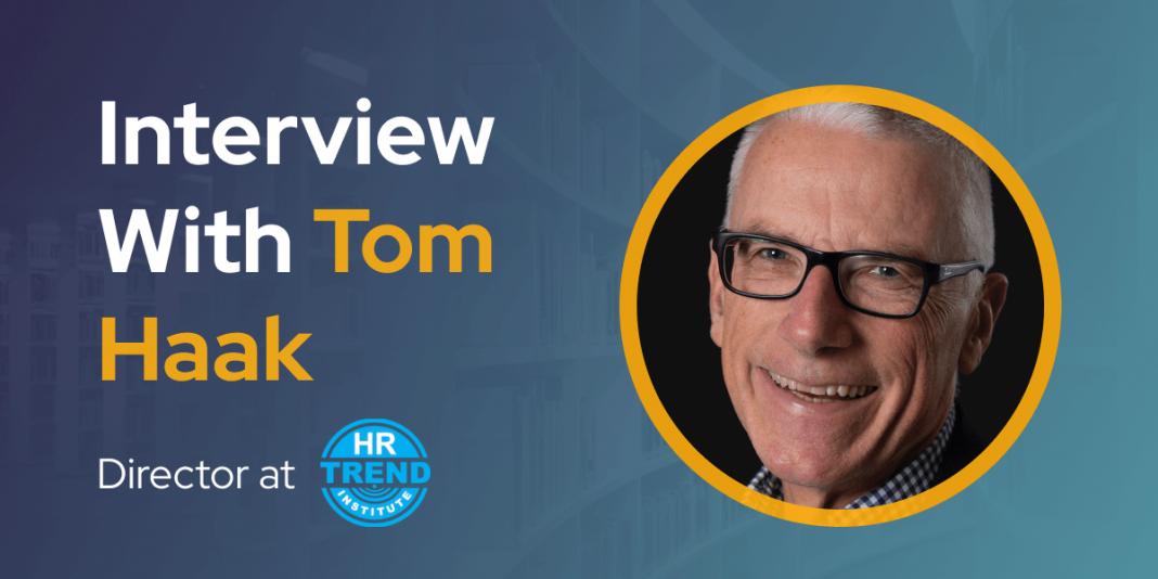 CXBuzz Interview With Tom Haak Director HR Trend Institute
