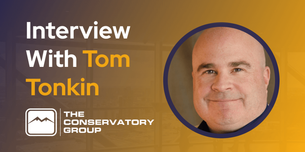 CXBuzz Interview With Tom Tonkin CEO at The Conservatory Group