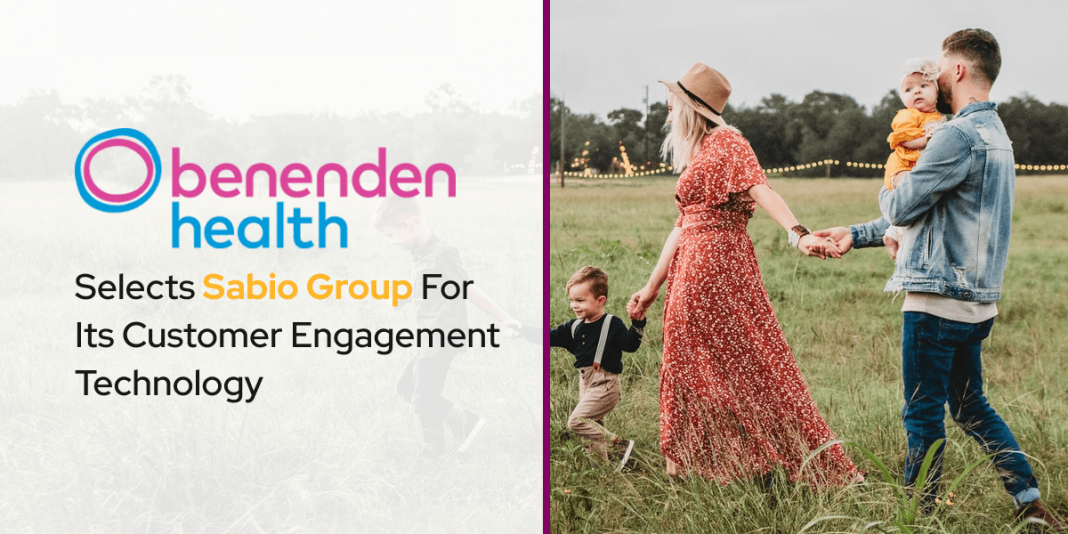 Benenden Health Selects Sabio Group For Its Customer Engagement Technology