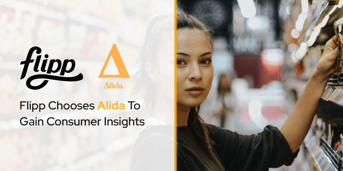 Flipp Chooses Alida To Gain Consumer Insights