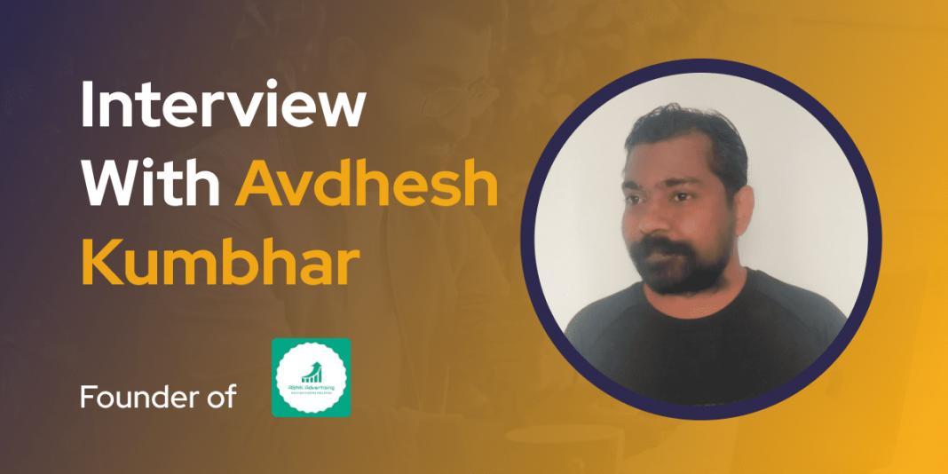 CXBuzz Interview With Avdhesh Kumbhar ASK advertising's Founder