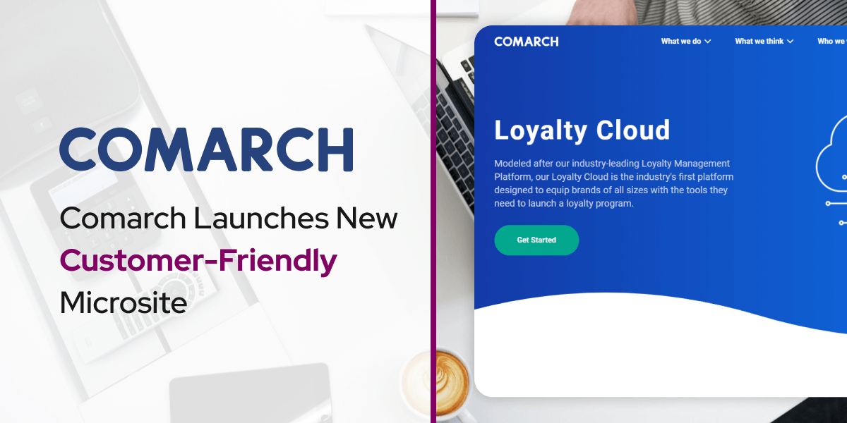 Comarch Launches New Customer-Friendly Microsite