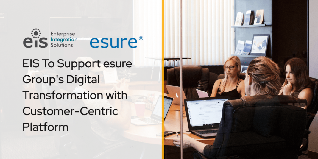 EIS To Support Esure Group's Digital Transformation with Customer-Centric Platform