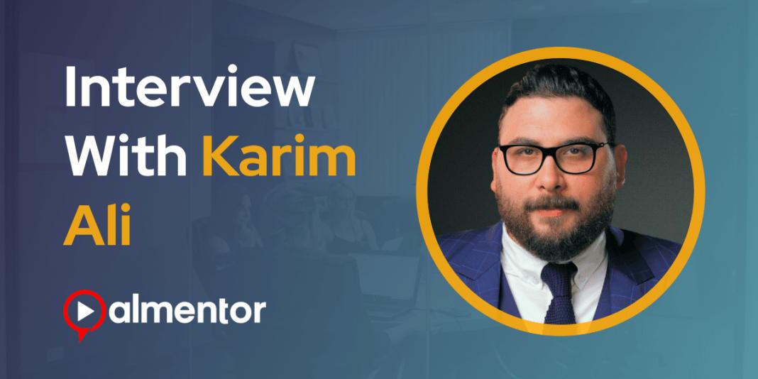 CXBuzz Interview With Karim Ali, Customer Experience Director at Almentor