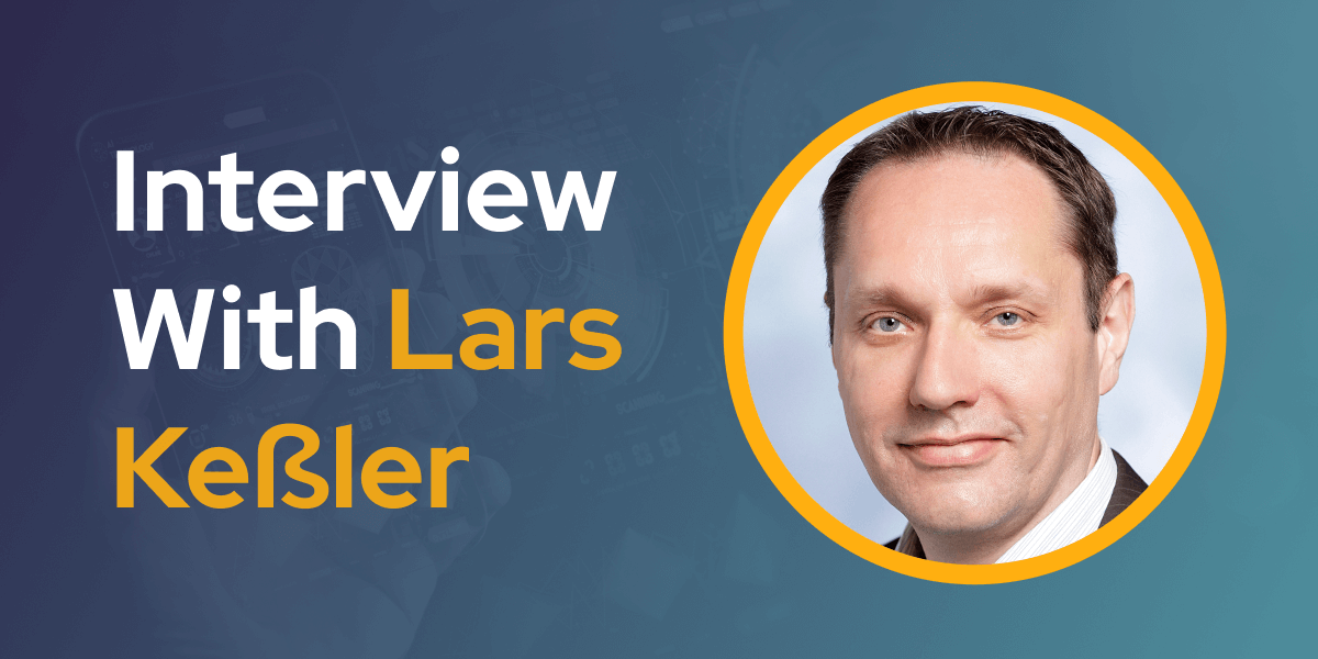 CXBuzz Interview With Lars Keßler Chief Experience Officer