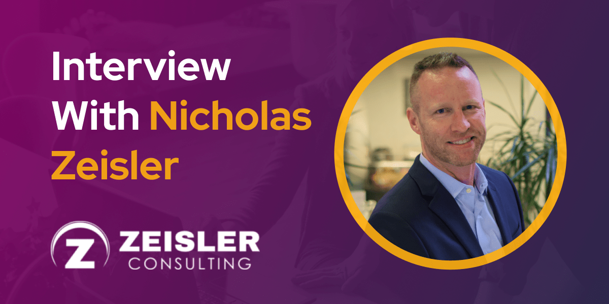 CXBuzz Interview With Nicholas Zeisler, Zeisler Consulting Founder