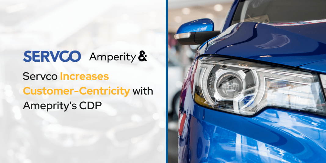Servco Increases Customer-Centricity with Ameprity's CDP