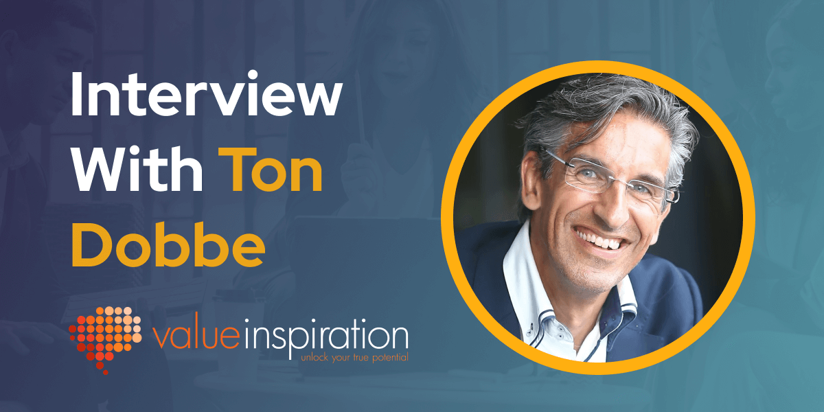 CXBuzz Interview With Ton Dobbe Value Inspiration's founder