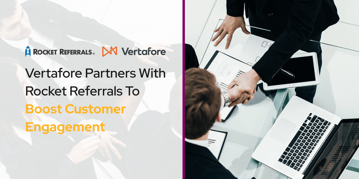 Vertafore Partners With Rocket Referrals To Boost Customer Engagement