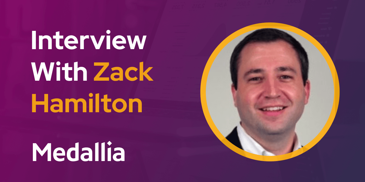 CXBuzz Interview With Zack Hamilton Global Solutions Principal Retail Experience At Medallia