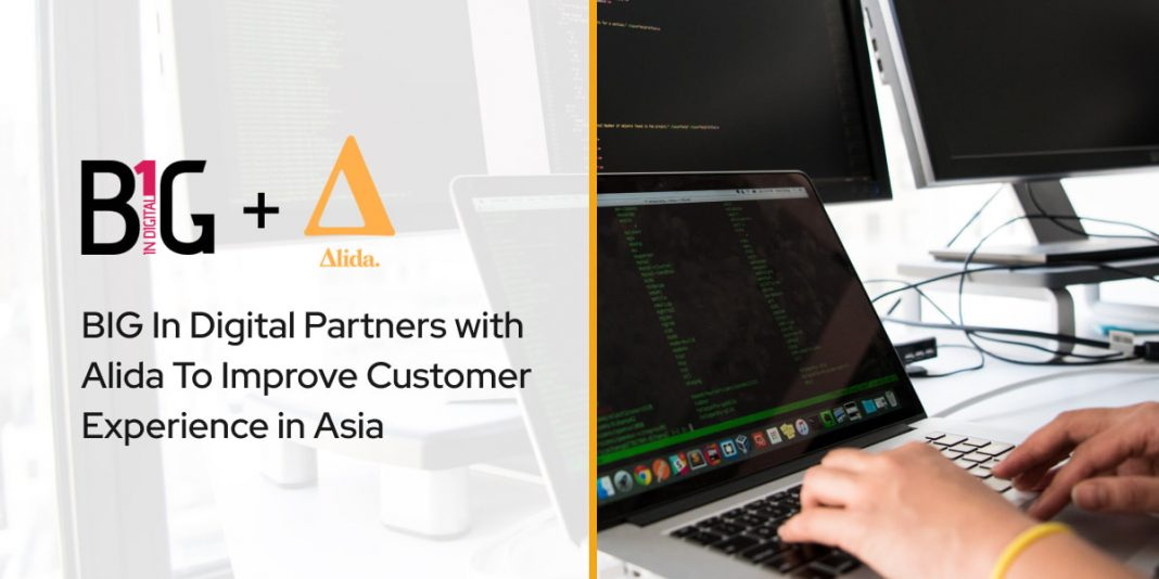 BIG In Digital Partners with Alida To Improve Customer Experience in Asia