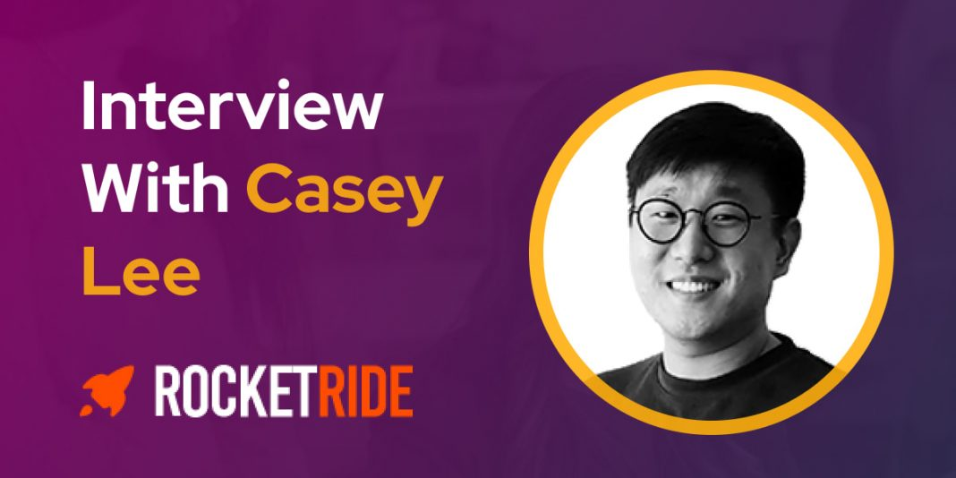 CXBuzz Interview with Casey Lee, Chief Marketing Officer at RocketRide Games