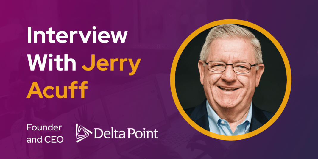 CXBuzz Interview With Jerry Acuff, Founder and CEO of Delta Point