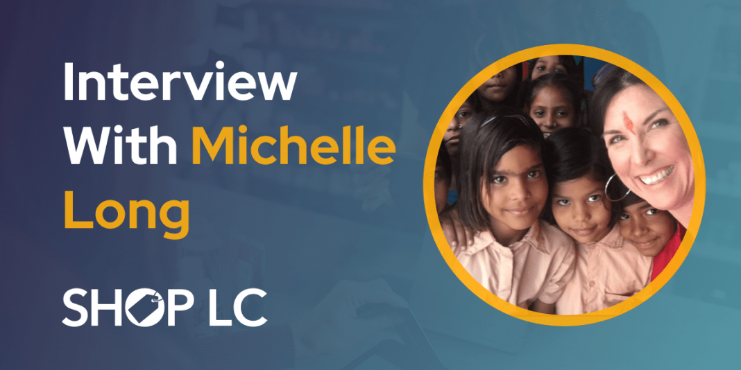 CXBuzz Interview With Michelle Long, Director of Communication & Corporate Social Responsibility at Shop LC