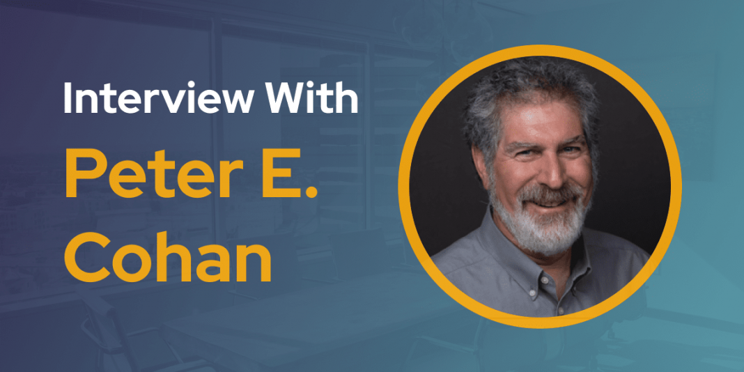 CXBuzz Interview with Peter E. Cohan, Founder & Principal of Second Derivative