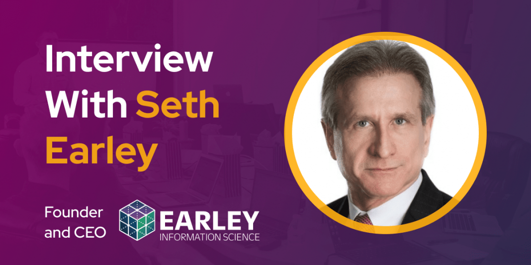 CX Buzz Interview with Seth Earley, CEO & Founder at Earley Information Science