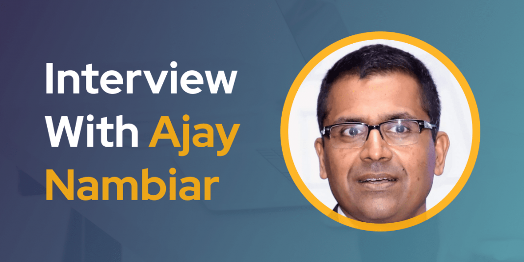 CXBuzz Interview With Ajay Nambiar, COO & CSO at M3M