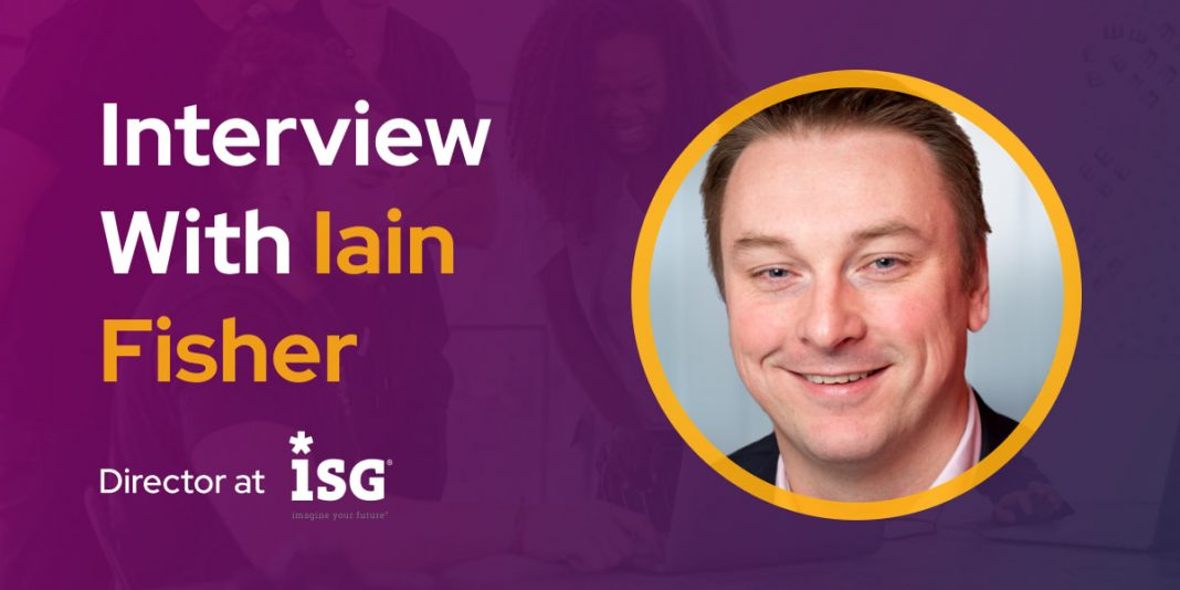 CXBuzz Interview With Iain Fisher, Director at ISG