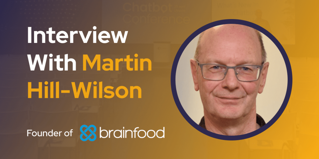 CXBuzz Interview With Martin Hill-Wilson, Founder of Brainfood Consulting