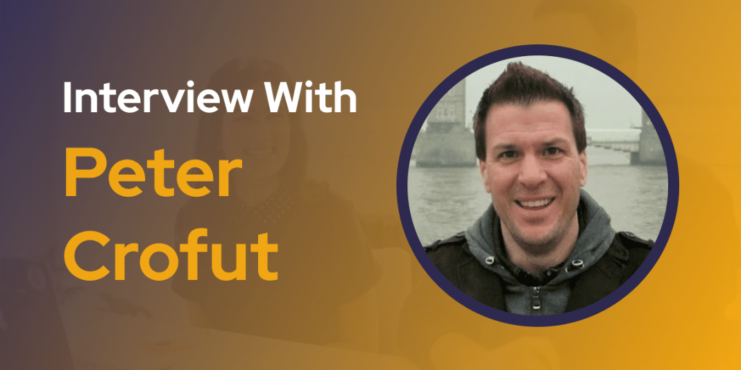 CXBuzz Interview With Peter Crofut