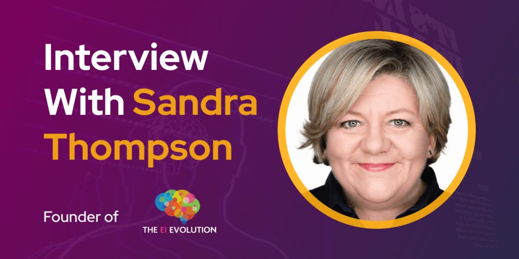 CXBuzz Interview With Sandra Thompson, Founder of Ei Evolution