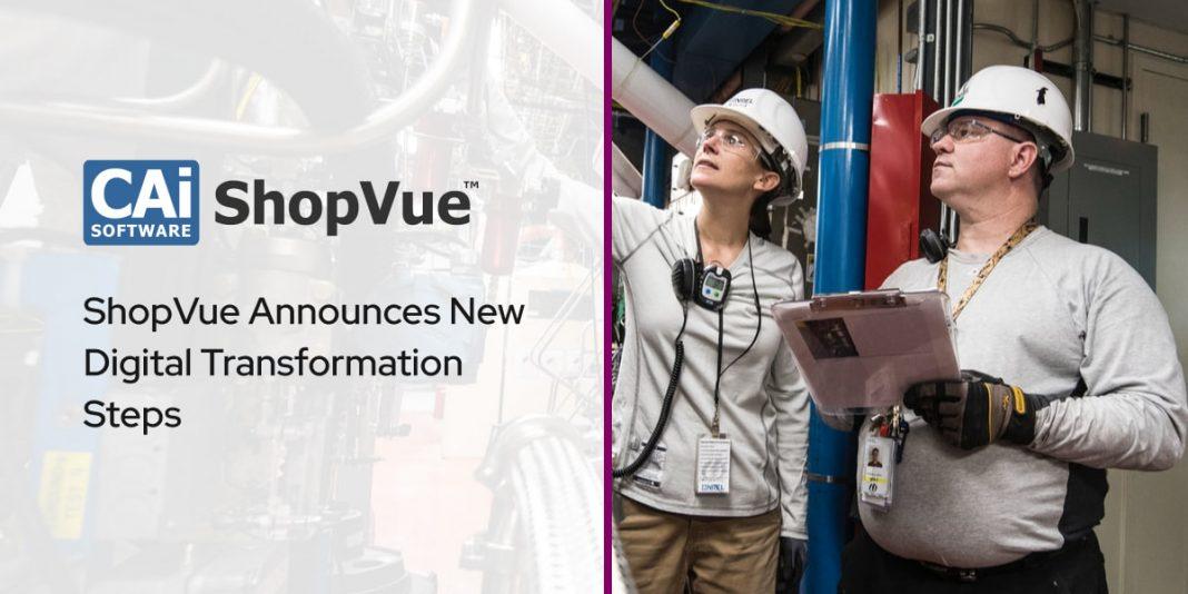 ShopVue Announces New Digital Transformation Steps