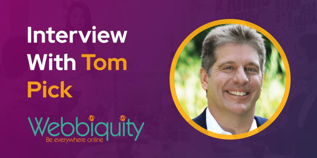 CXBuzz Interview With Tom Pick from Webbiquity