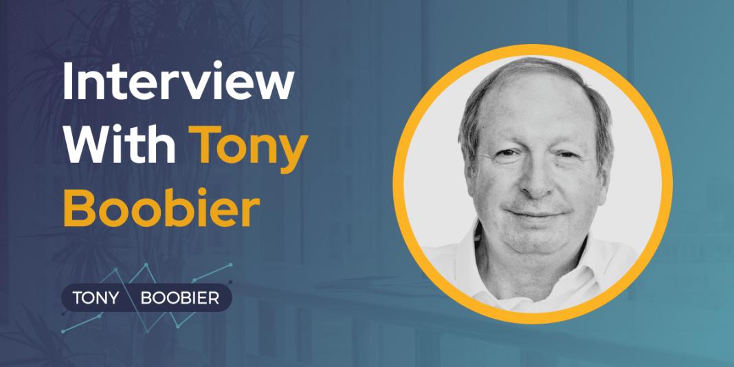 CXBuzz Interview With Tony Boobier