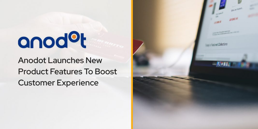 Anodot Launches New Product Features To Boost Customer Experience