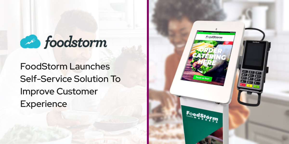 FoodStorm Launches Self-Service Solution To Improve Customer Experience