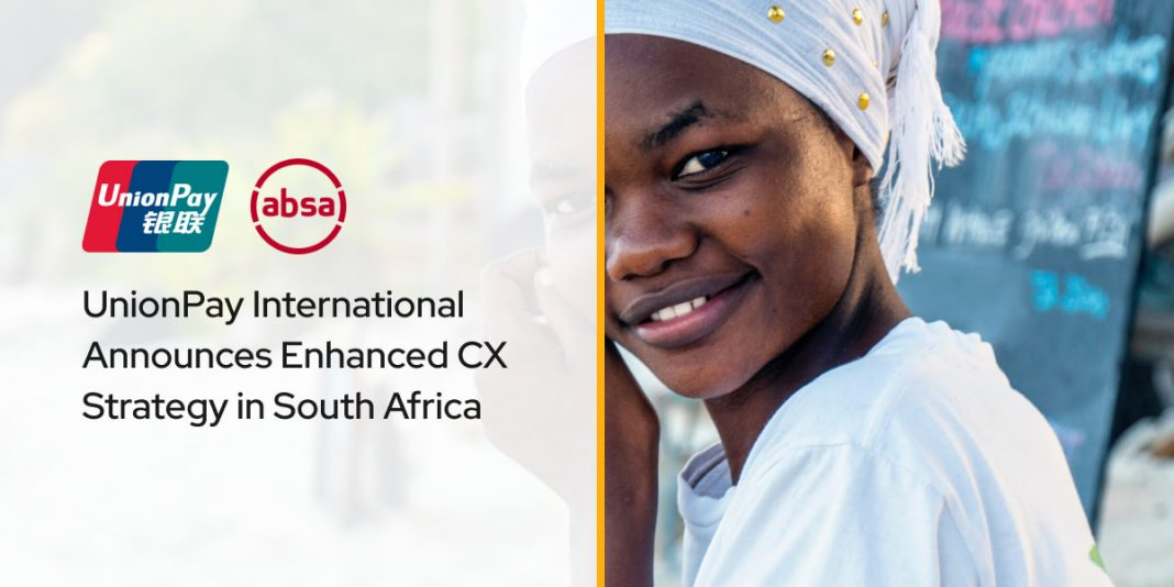 UnionPay International Announces Enhanced CX Strategy in South Africa